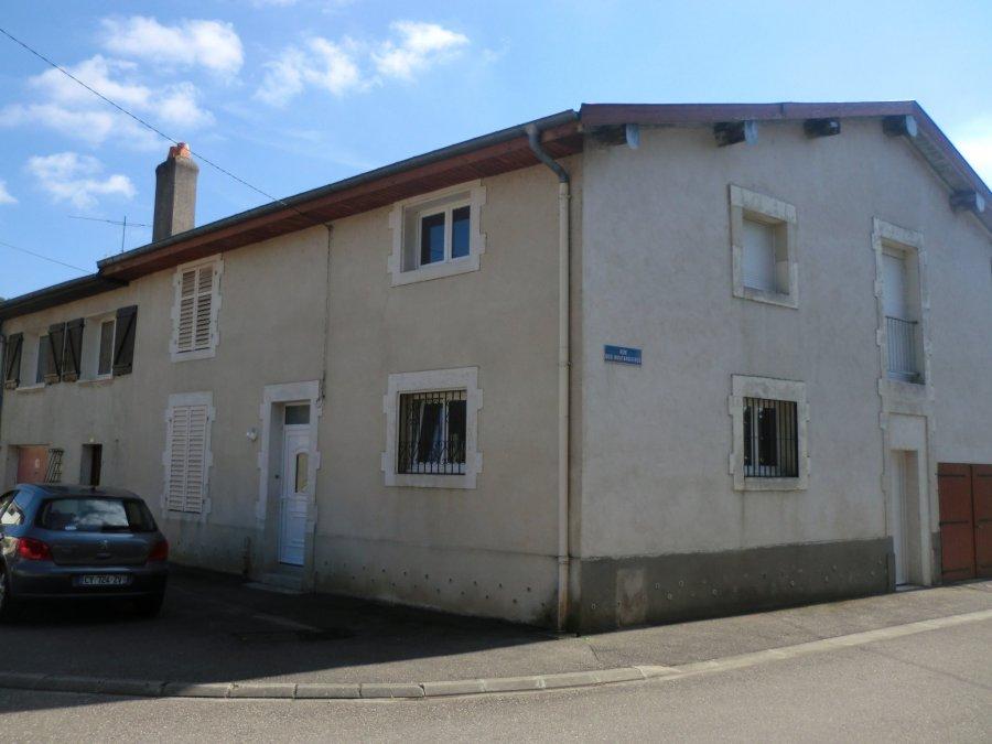 Maison à louer F5 à Champey sur moselle