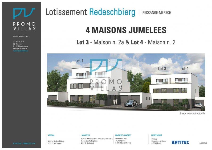 acheter maison 4 chambres 0 m² reckange (mersch) photo 3