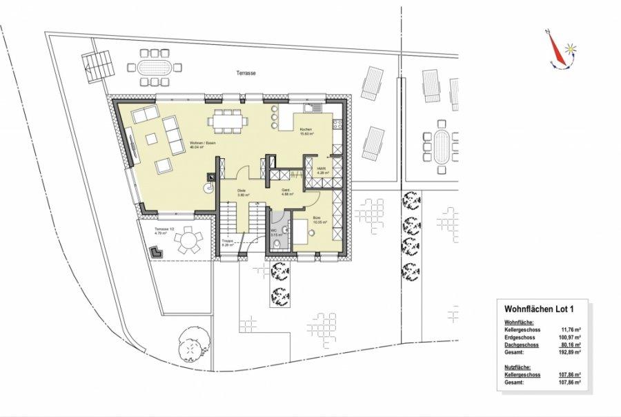 acheter maison individuelle 3 chambres 193 m² berbourg photo 4