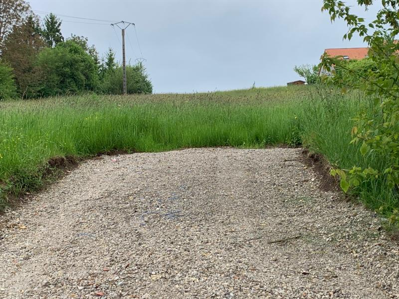 Terrain constructible à vendre à Aube