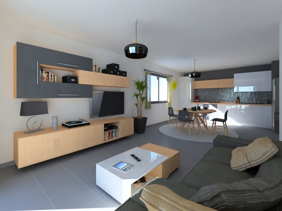 apartment for buy 2 rooms 44.3 m² woippy photo 1