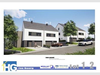 Semi-detached house for sale 4 bedrooms in Eischen - Ref. 6931313