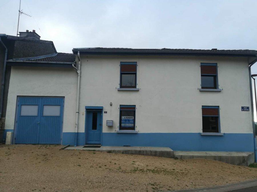 Maison à vendre F5 à Thonne le thil