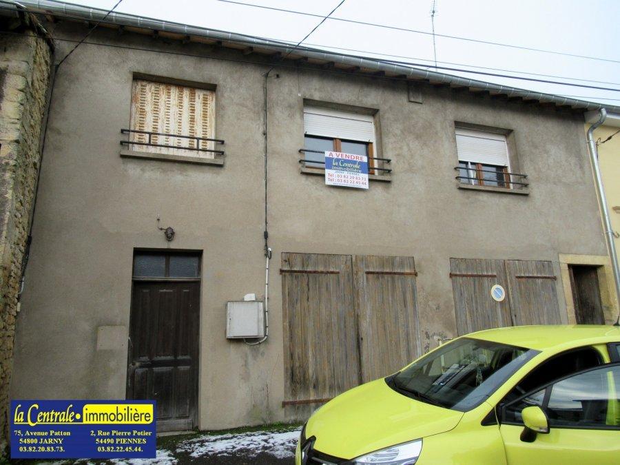 acheter maison jumelée 10 pièces 150 m² mancieulles photo 1