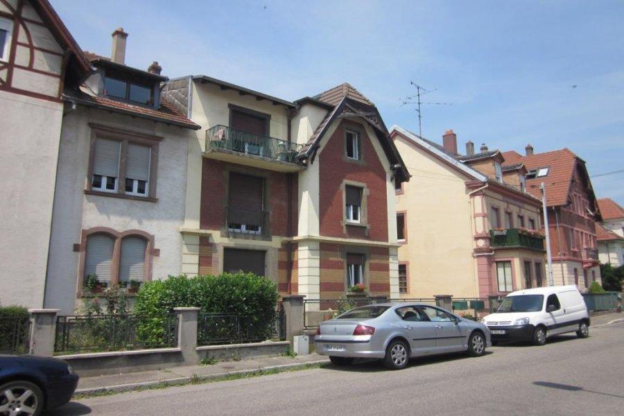 Appartement à louer F4 à Riedisheim
