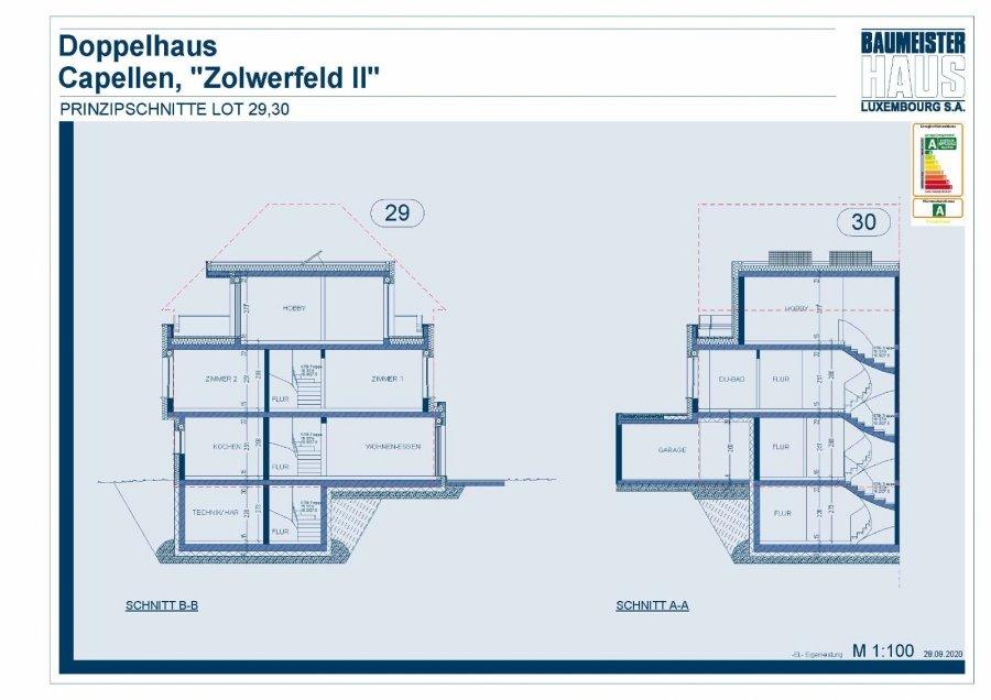 acheter maison jumelée 5 chambres 208 m² capellen photo 4