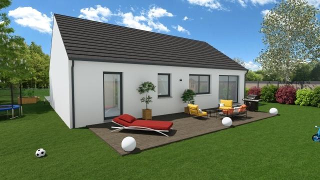 acheter maison 5 pièces 89 m² herbignac photo 2