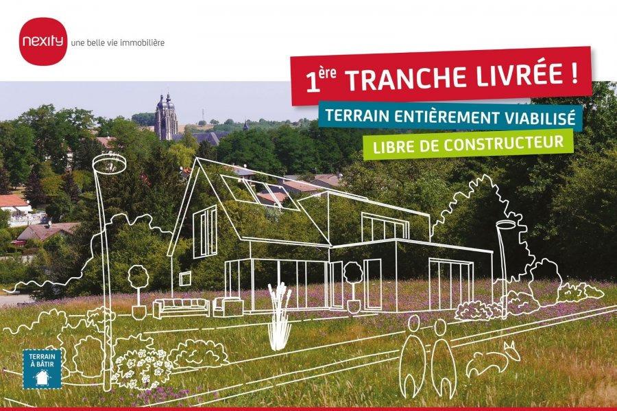 acheter terrain constructible 0 pièce 0 m² saint-nicolas-de-port photo 1