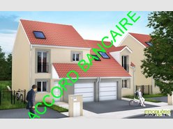 Semi-detached house for sale 3 bedrooms in Mont-Saint-Martin - Ref. 6118257
