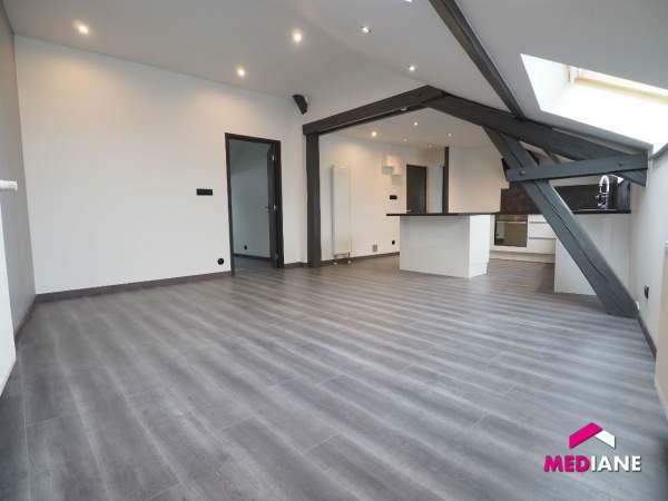 acheter appartement 3 pièces 57 m² thaon-les-vosges photo 2