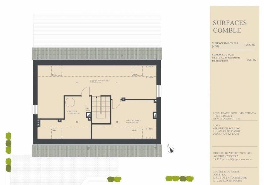 einfamilienhaus kaufen 5 schlafzimmer 311.78 m² erpeldange (bous) foto 5