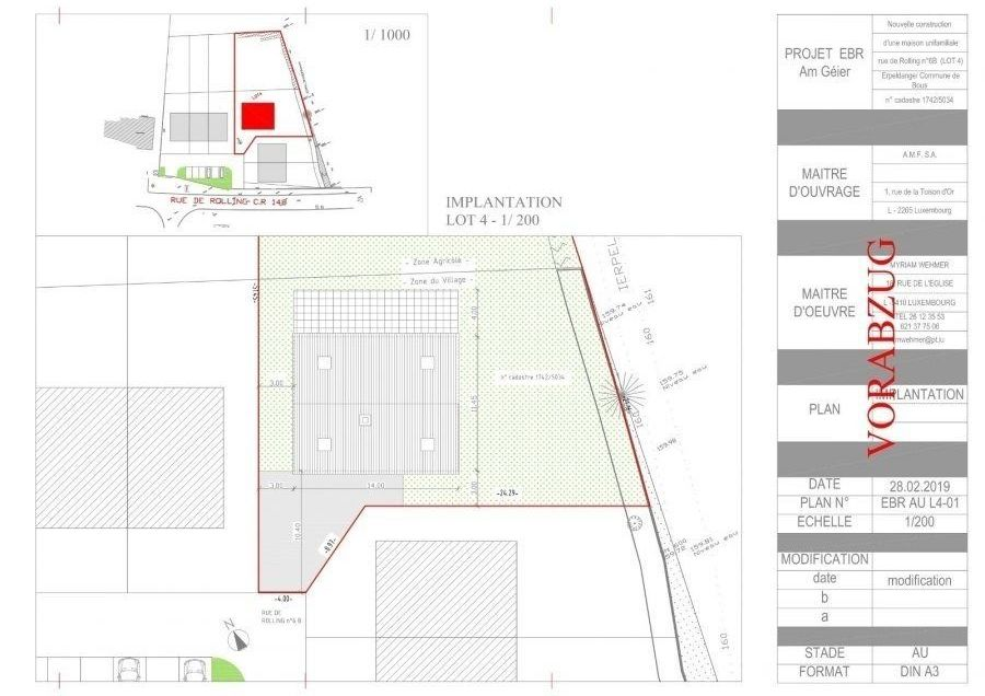 einfamilienhaus kaufen 5 schlafzimmer 311.78 m² erpeldange (bous) foto 2