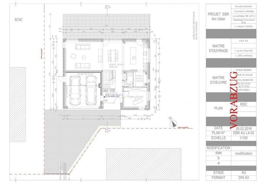 einfamilienhaus kaufen 5 schlafzimmer 311.78 m² erpeldange (bous) foto 6