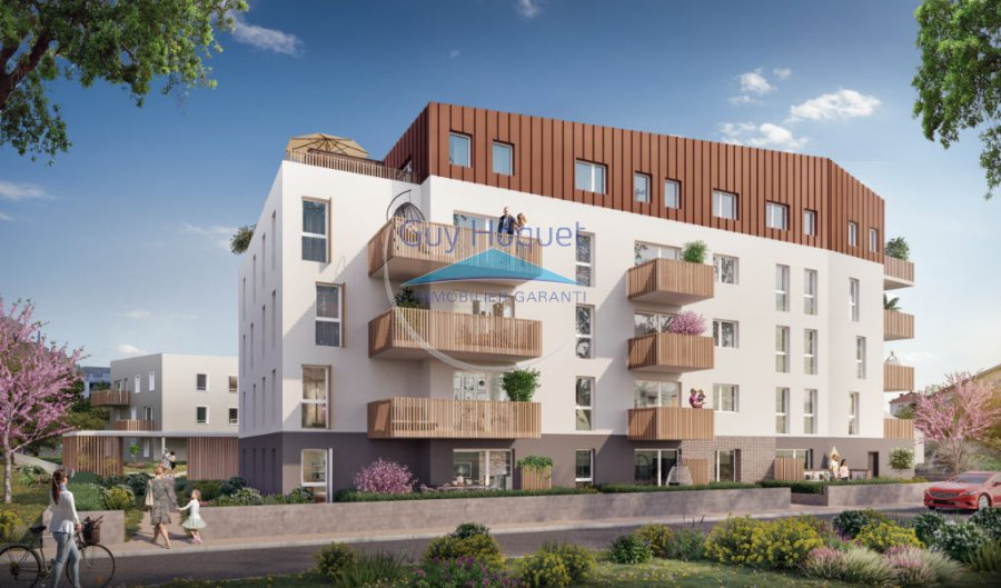 acheter appartement 3 pièces 62.04 m² vandoeuvre-lès-nancy photo 1