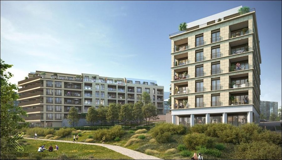 wohnung kaufen 3 schlafzimmer 90 m² luxembourg foto 2