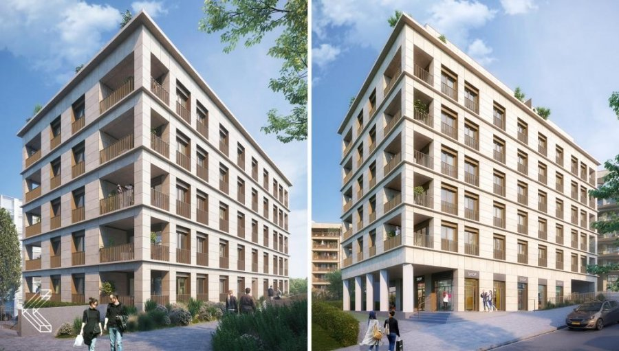 wohnung kaufen 3 schlafzimmer 90 m² luxembourg foto 3