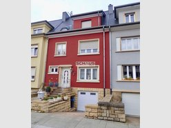 Terraced for sale 6 bedrooms in Luxembourg-Bonnevoie - Ref. 7090305