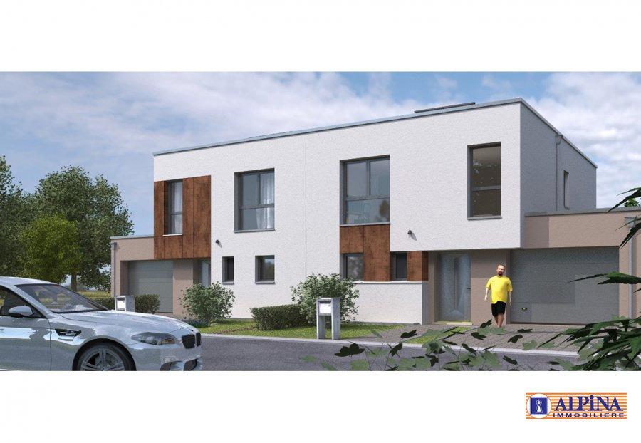Maison jumel e en vente mersch m 913 372 for Acheter maison luxembourg