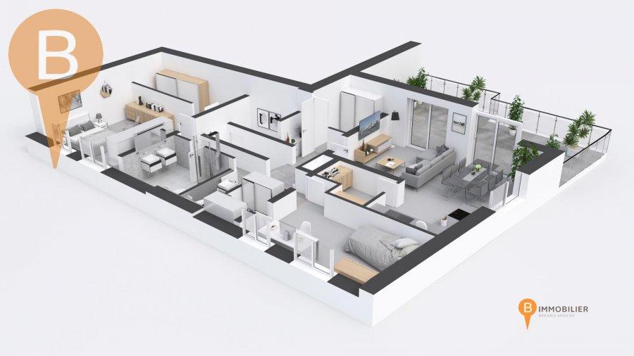 acheter penthouse 2 chambres 104.35 m² diekirch photo 1