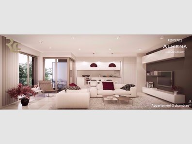 Apartment for sale 2 bedrooms in Luxembourg-Muhlenbach - Ref. 6353281