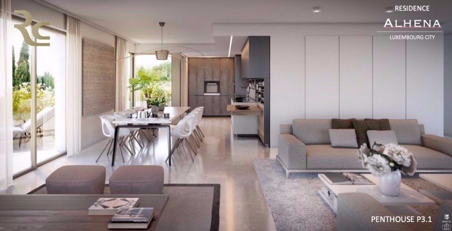wohnung kaufen 2 schlafzimmer 108 m² luxembourg foto 4