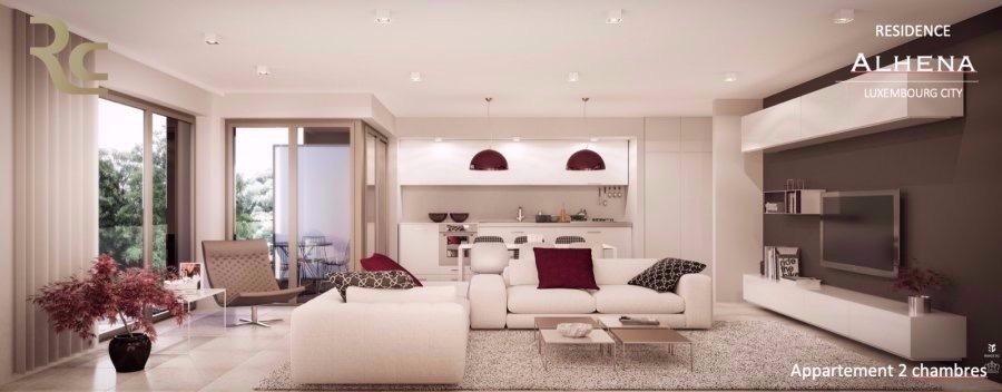 wohnung kaufen 2 schlafzimmer 108 m² luxembourg foto 2