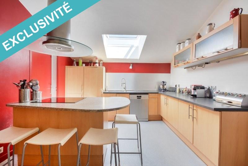 acheter appartement 5 pièces 160 m² nancy photo 2