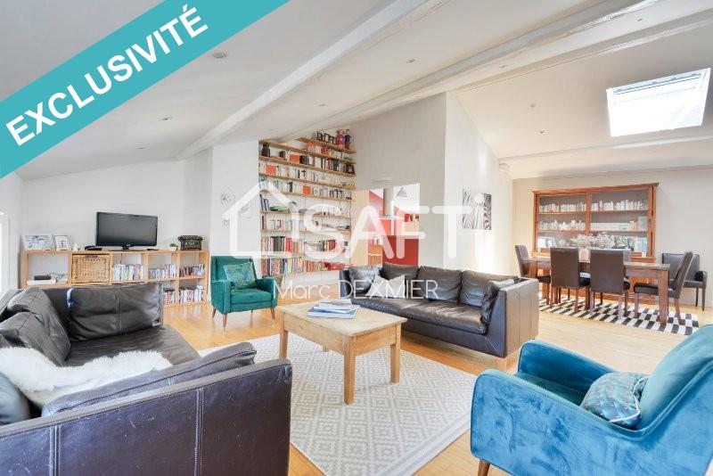 acheter appartement 5 pièces 160 m² nancy photo 1