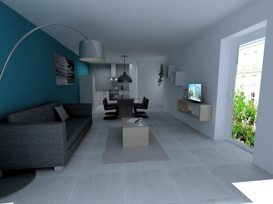 acheter appartement 2 pièces 52.82 m² aumetz photo 1