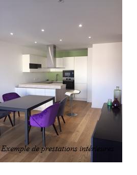 acheter appartement 2 pièces 52.82 m² aumetz photo 4