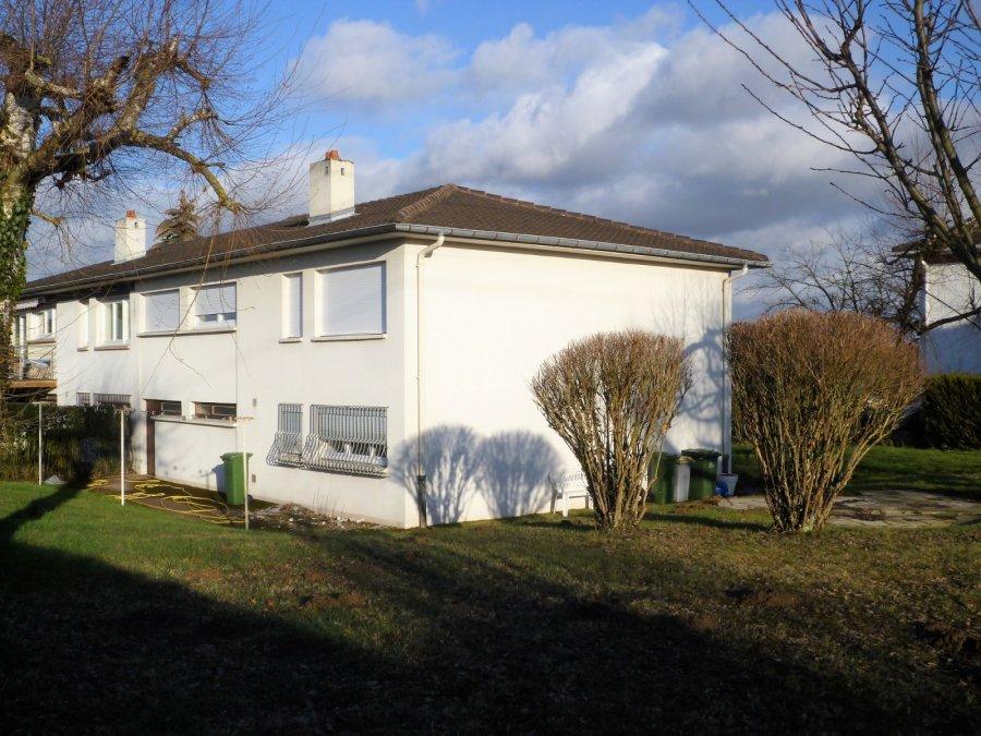 acheter maison mitoyenne 5 pièces 110 m² uckange photo 1