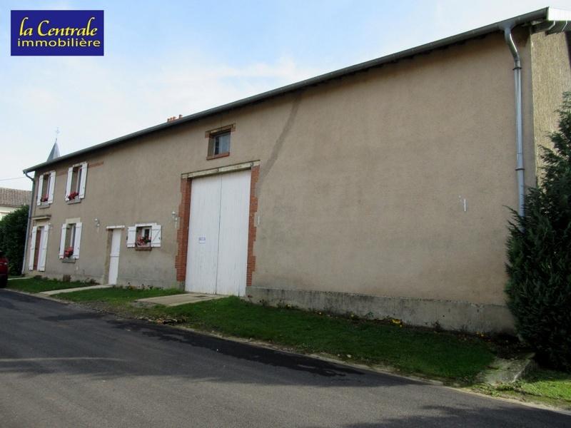 Maison individuelle à vendre F5 à Amel-sur-l'Étang