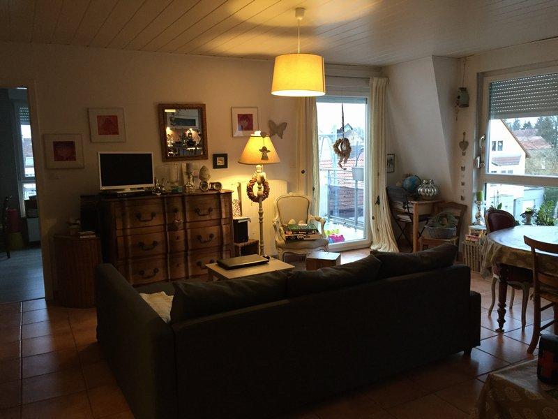 Appartement à louer F4 à Herrlisheim