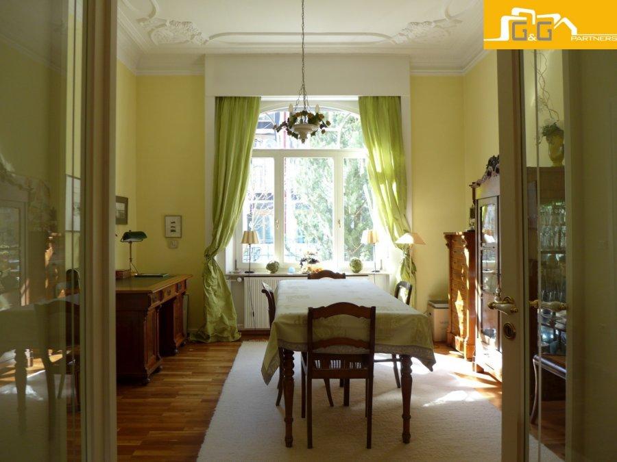 Maison de maître à vendre 6 chambres à Luxembourg-Centre ville