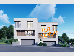 Semi-detached house for sale 4 bedrooms in Mersch - Ref. 6799505