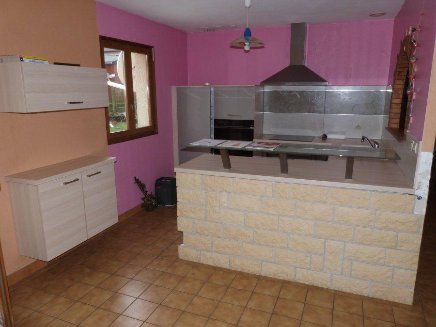 Maison individuelle en vente nonsard lamarche 120 m for Cuisine 8000 euros
