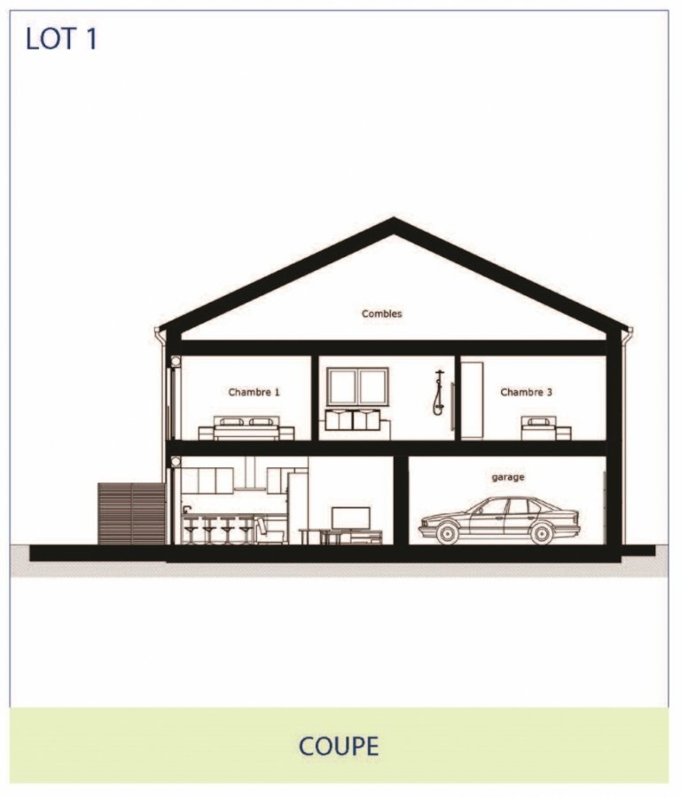 acheter maison jumelée 3 chambres 200 m² rippweiler photo 5