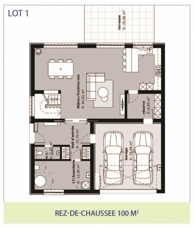 acheter maison jumelée 3 chambres 200 m² rippweiler photo 6