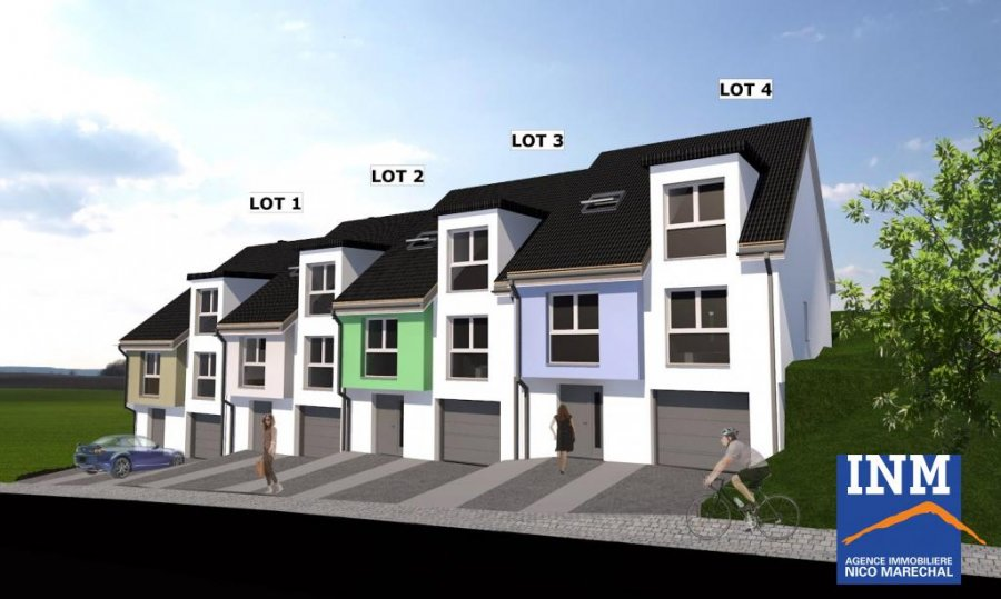 acheter maison jumelée 3 chambres 157 m² christnach photo 1