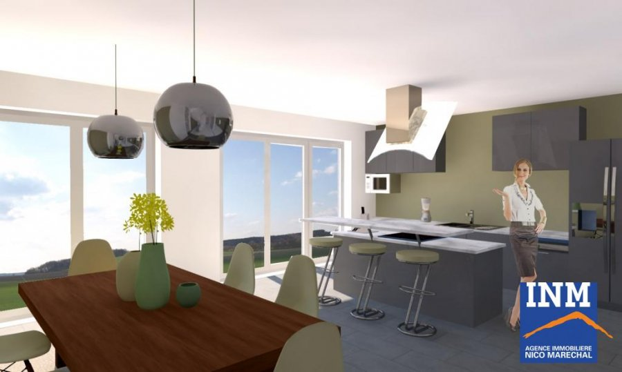 acheter maison jumelée 3 chambres 157 m² christnach photo 4