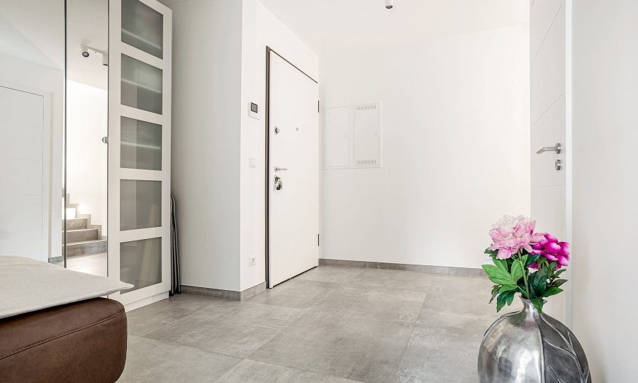 acheter duplex 3 chambres 110 m² bridel photo 1