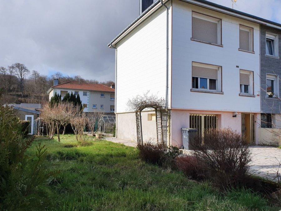 Maison à vendre 3 chambres à Errouville