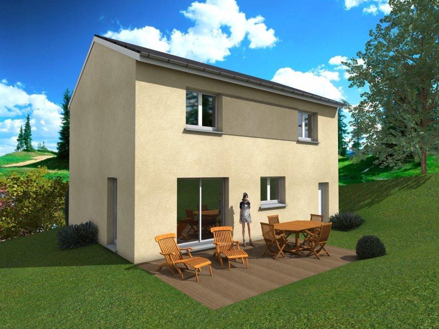 Maison individuelle en vente ch risey 100 m 215 000 for Maison individuelle a acheter