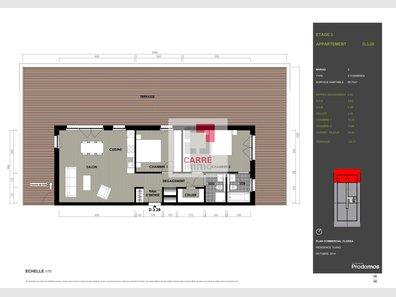 Penthouse à vendre 2 Chambres à Schifflange - Réf. 6501777