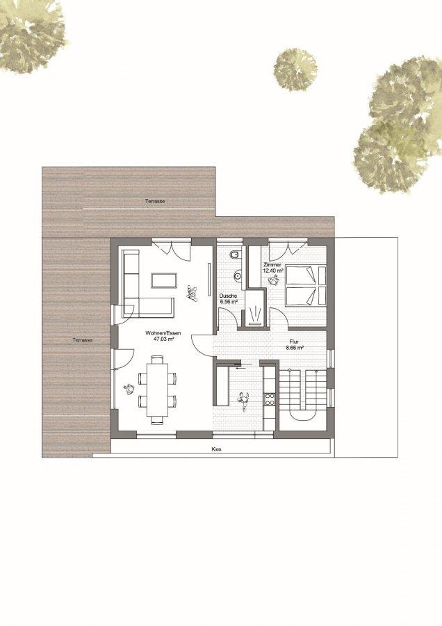 doppelhaushälfte kaufen 3 schlafzimmer 244 m² fingig foto 3