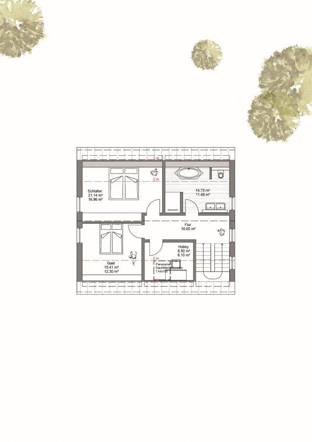 doppelhaushälfte kaufen 3 schlafzimmer 244 m² fingig foto 4