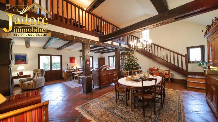 acheter maison 9 pièces 285 m² bruyères photo 3