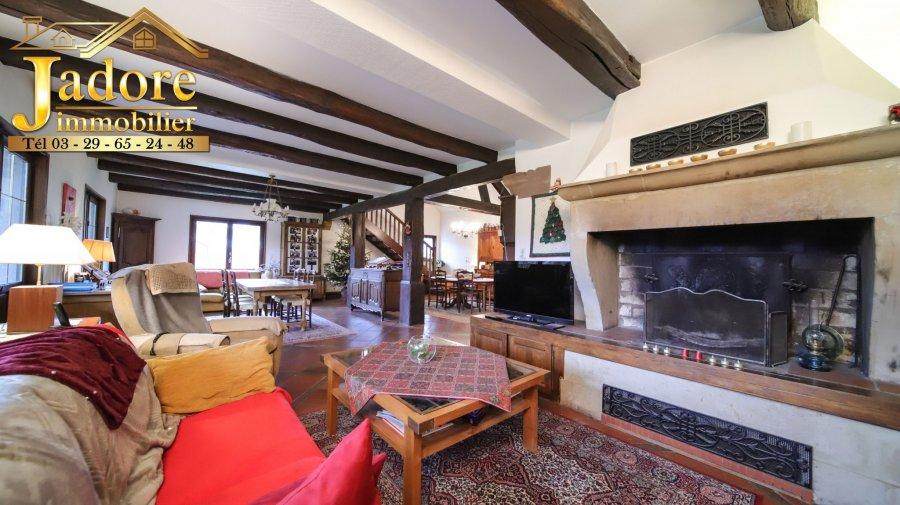 acheter maison 9 pièces 285 m² bruyères photo 4