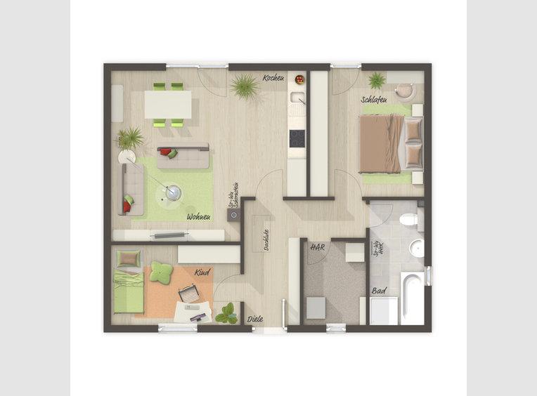 Haus zum Kauf 3 Zimmer in Perl (DE) - Ref. 6895505