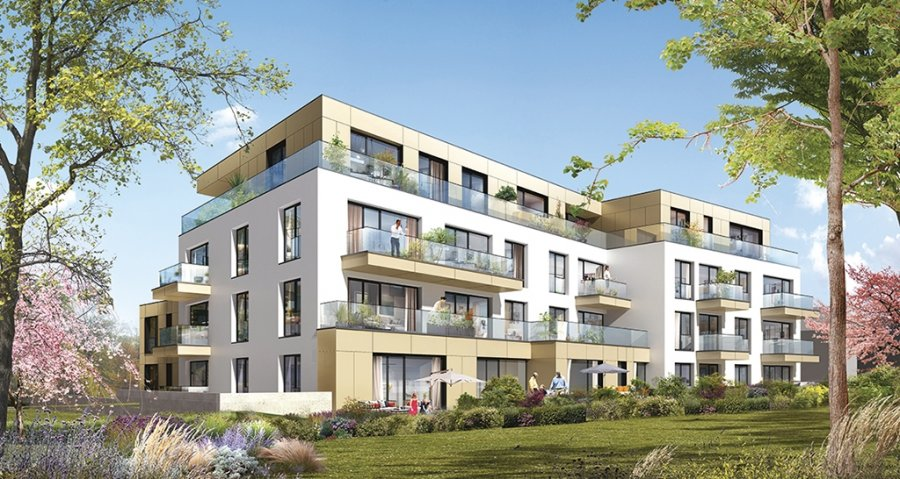 penthouse-wohnung kaufen 3 schlafzimmer 151.52 m² luxembourg foto 2